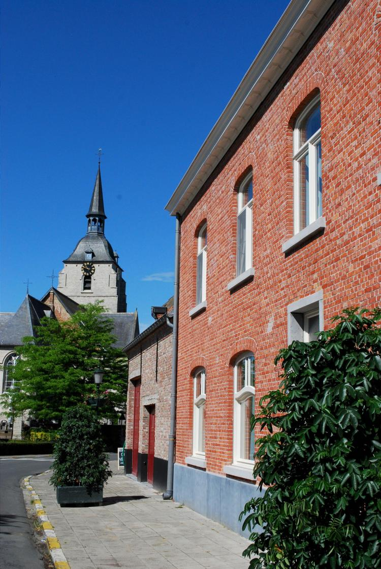 restauratie_woning_beschermd_dorpsgezicht_rijmenam_reconstructie_schrijnwerk