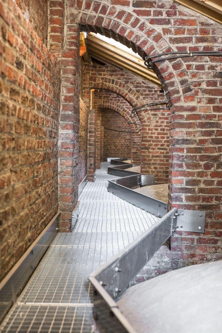 restauratie_kerkzolder_loopbruggen_beveiligingswerken_zijbeuk